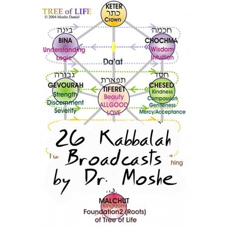 Kabbalah 26 Broadcasts